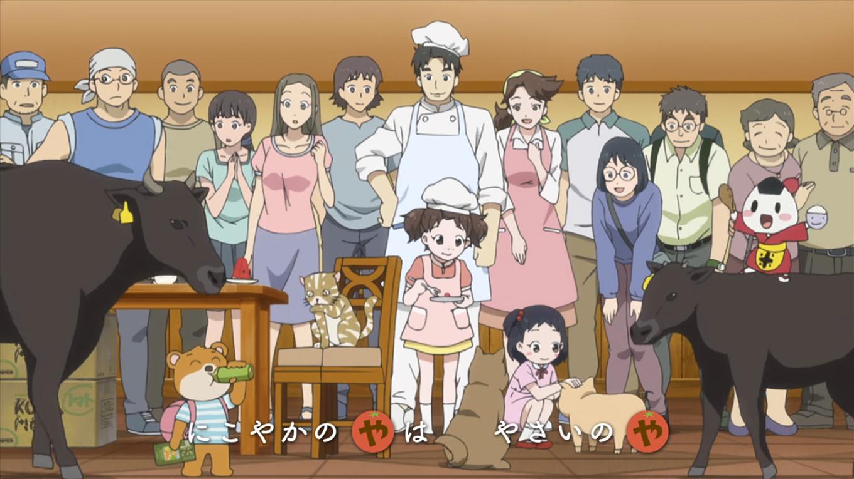 Реклама от режиссера студии Ghibli